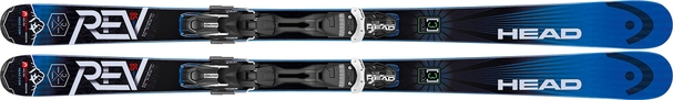 Горные лыжи Head REV 85 Pro + PRD 12 Wide BR88 (14/15)