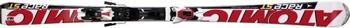 Горные лыжи Atomic Race ST + крепления XTO 12 (09/10)