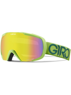Маска Giro Onset Lime / Green Dual / Yellow Boost 62