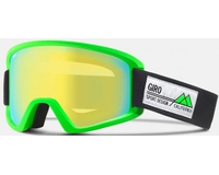 Маска Giro Semi Bright Green Frame Pop / Loden Yellow + Yellow (15/16)