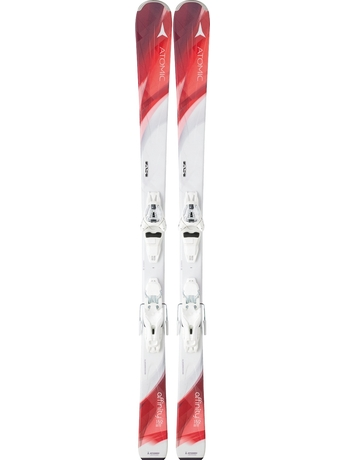 Горные лыжи Atomic Affinity + крепления Lithium 10 15/16