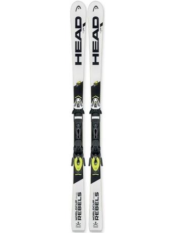 Горные лыжи Head Worldcup Rebels i.GSR + крепления PR 11 16/17