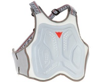 Защита груди Dainese Action Chest Bianco