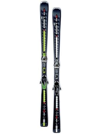 Горные лыжи Elan Speedwave 8 Fusion + крепления EL 10 Fusion 07/08 07/08