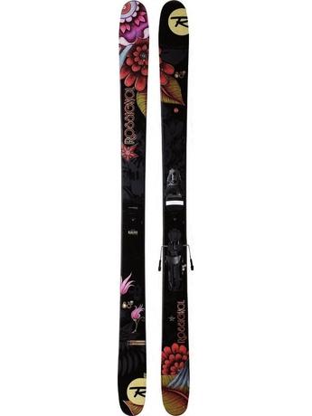 Горные лыжи с креплениями Rossignol S3 Women + Axial2 11/12