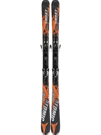 Горные лыжи с креплениями Atomic Smoke Ti + XTO 12 12/13