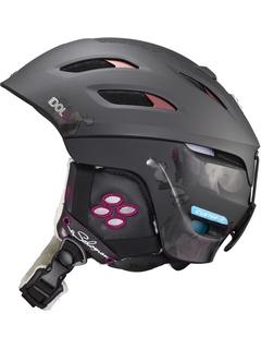Горнолыжный шлем Salomon Idol 08 Custom Air Black Matt