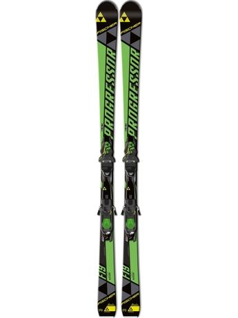 Горные лыжи Fischer Progressor F19 Ti + крепления RSX12 15/16
