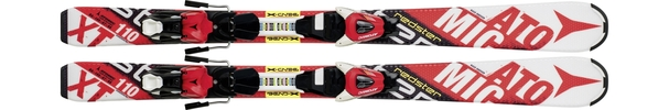Горные лыжи Atomic Redster JR II + XTE 045 (14/15)