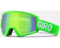 Маска Giro Semi Bright Green Monotone / Loden Green + Yellow (15/16)