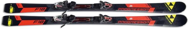 Горные лыжи Fischer Progressor F18 + крепления RS11 (16/17)