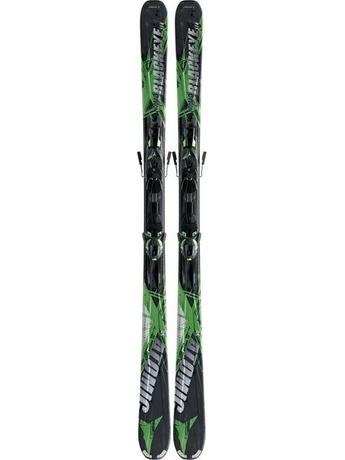 Горные лыжи с креплениями Atomic Blackeye Ti + XTO 12 12/13