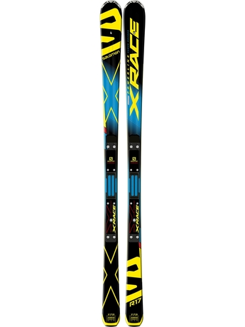 Горные лыжи Salomon X-Race + Race plate XX 15/16