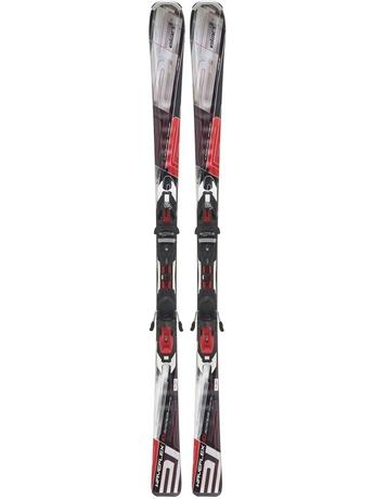 Горные лыжи с креплениями Elan Waveflex 10 Red Fusion + EL 10.0 11/12
