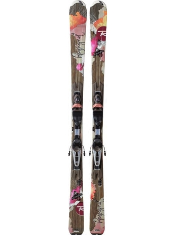 Горные лыжи с креплениями Rossignol Attraxion 8 Echo + Saphir 110L TPI2 11/12