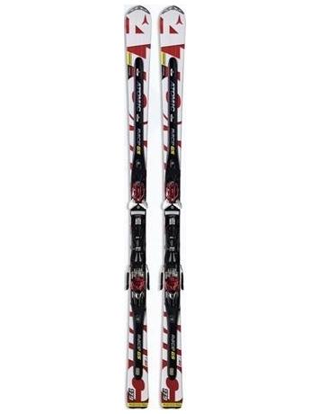 Горные лыжи Atomic D2 Race GS + крепления NEOX TL 12 10/11