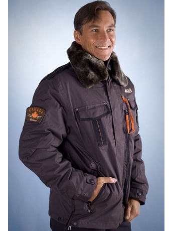 Куртка Besson Nevada brown