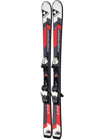 Горные лыжи Fischer XTR Progressor + крепления RS 10 16/17