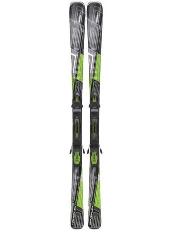 Горные лыжи с креплениями Elan Waveflex 8 PST Green QT + EL 10.0 11/12