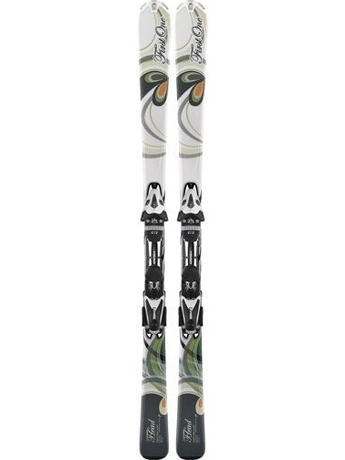 Горные лыжи Head First one PP9 + крепления SL 100 10/11