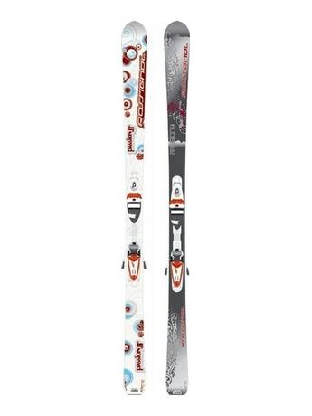 Горные лыжи Rossignol Passion II + крепления SAPHIR 90 TPI2 07/08