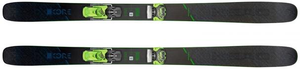 Горные лыжи Head Kore 105 + крепления Attack2 13 (19/20)