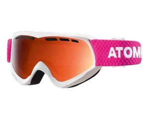 Маска Atomic Savor JR White / Orange