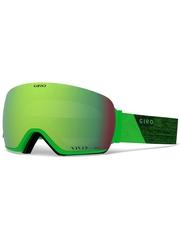 Маска Giro Article Bight Green Peak / Vivid Emerald 22 + Vivid Infrared 62