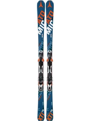 Горные лыжи Atomic Redster XTI + крепления XT 12 15/16