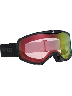 Маска Salomon Sense Photo Black/ Red Photochromic Multi