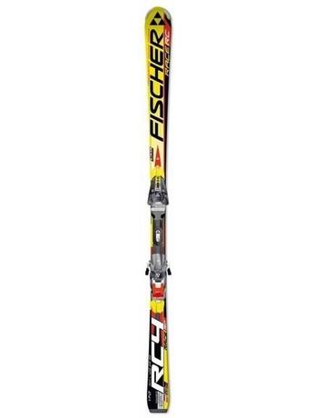 Горные лыжи Fischer RC4 Race RC + крепления FX12 RAILFLEX 2 07/08