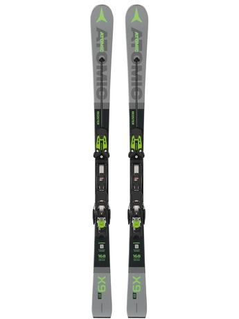 Горные лыжи Atomic Redster X9 WB + крепления X 12 TL 19/20
