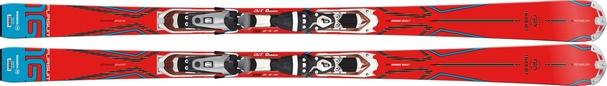 Горные лыжи Rossignol Pursuit 16 Ar/Bslt + Axium 110 TPI2 (14/15)