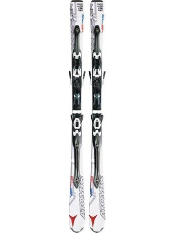 Горные лыжи Atomic D2 VF 73 (white) + XTO 12 Sport OME 11/12