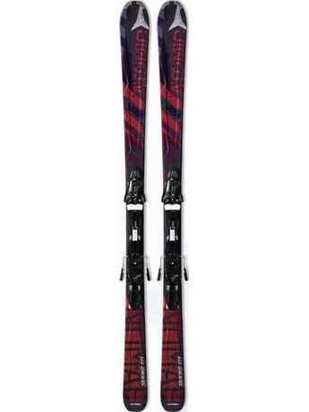 Горные лыжи Atomic Smoke + крепления XTL 9 164 10/11