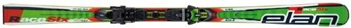 Горные лыжи Elan SLX WaveFlex Fusion RS + крепления ELX 14 (08/09)