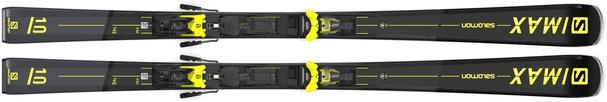Горные лыжи Salomon S/Max 10 + крепления M12 GW F80 (21/22)
