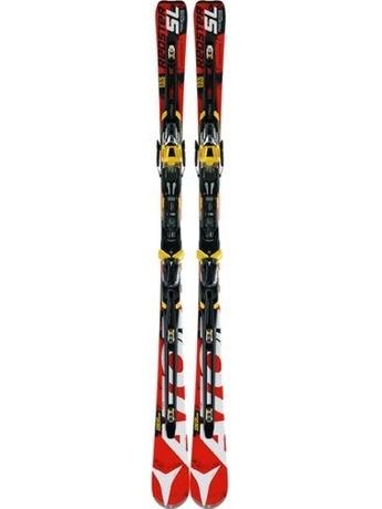 Горные лыжи с креплениями Atomic Redster D2 SL + NEOX TL 12 12/13