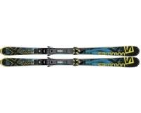 Горные лыжи Salomon 24 X-Kart Pro + Z10 (13/14)