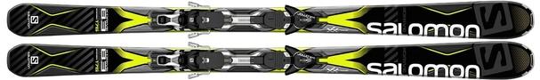 Горные лыжи Salomon X-Drive 8.3 + крепления XT12 (15/16)