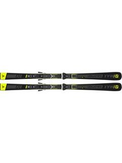 Горные лыжи Salomon S/Max 10 + крепления Z 10 GW (19/20)