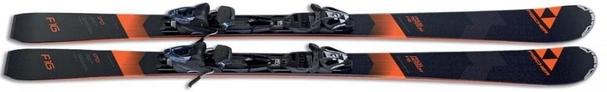 Горные лыжи Fischer Progressor F16 + RS10 (17/18)