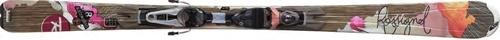 Горные лыжи с креплениями Rossignol Attraxion 8 Echo + Saphir 110L TPI2 (11/12)