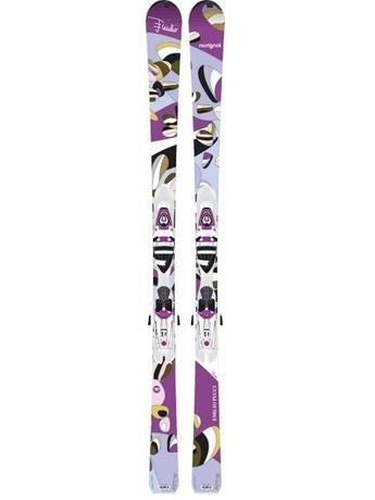 Горные лыжи Rossignol E. Pucci WP + крепления SAPHIR 110 07/08