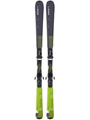 Горные лыжи Elan Explore 10 Ti QT + EL 10.0 15/16