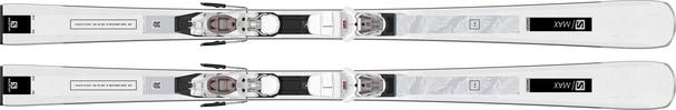 Горные лыжи Salomon S/Max W 6 + крепления M10 GW (20/21)