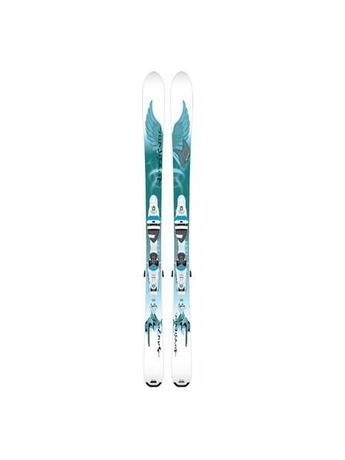 Горные лыжи Rossignol Bandit B78 W + крепления SAPHIR 110 TPI2 07/08