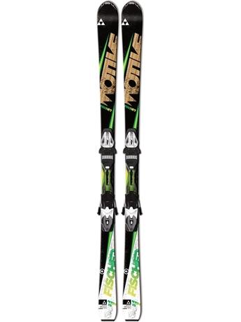 Горные лыжи Fischer Motive 76 + RS10 Powerrail 14/15