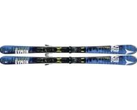 Горные лыжи Atomic Blackeye + крепления XTO 12 (14/15)