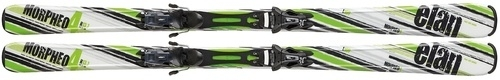 Горные лыжи Elan Morpheo 4 + EL 10.0 WB 90 (13/14)